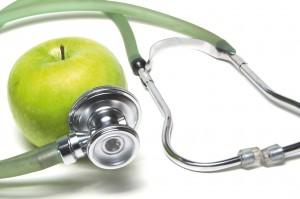 Manzana y esfingo