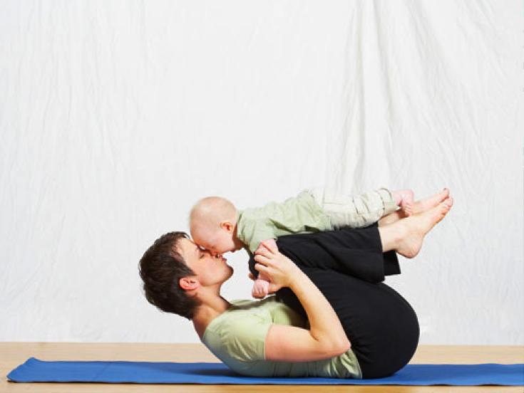 yoga-baby
