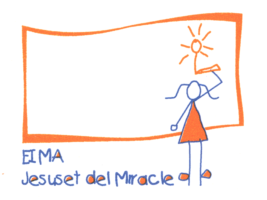 Anagrama Jesuset del Miracle