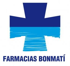 LOGO FARMACIAS BONMATI COLOR