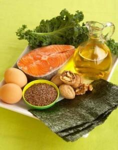 alimentos con Omega3