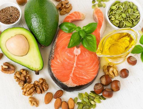 Beneficios de omega-3 en mayores